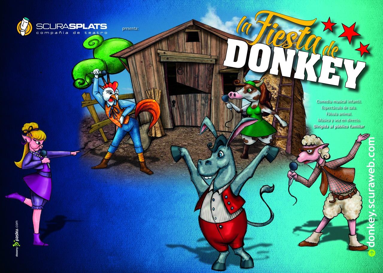 La Fiesta de Donkey